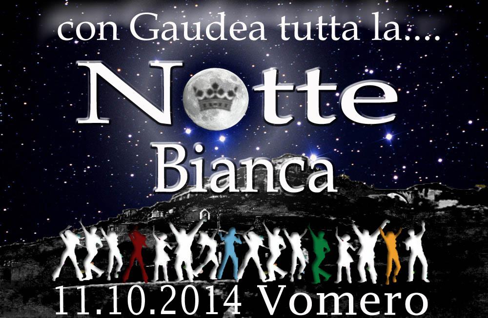 Notte Bianca Vomero 2014 Gaudea